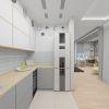 Дизайн кухни в современном стиле. Корпусная мебель в интерьере.