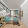 Дизайн-проект спальной комнаты. Текстиль в дизайне интерьера.