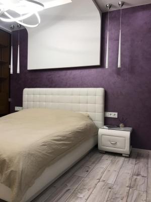 дизайн спальни, интерьер спальни, дизайн-проект спальни, спальня в современном стиле.