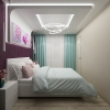 дизайн интерьера спальни, спальня в современном стиле, интерьер спальни, дизайн спальной комнаты, корпусная мебель в интерьере.