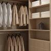 дизайн гардеробной, интерьер гардеробной комнаты, корпусная мебель в интерьере
