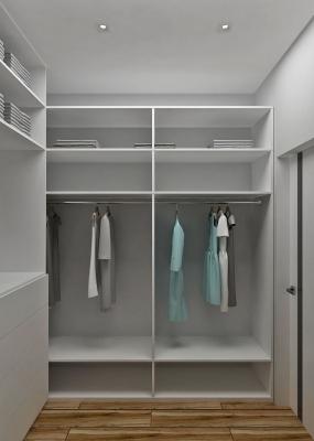 проект гардеробной, гардеробная комната в квартире, интерьер гардеробной.