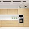 дизайн интерьера кухни, проект кухонного гарнитура в современном стиле.