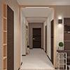 дизайн интерьера коридора,