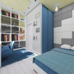 Дизайн комнаты для парня