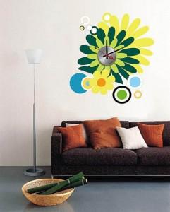 1318619297_www.nevsepic.com.ua-pl30737-vinyl_wall_sticker_clock_10a019_flower_wall_decoration